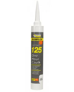 125 One Hour Caulk White