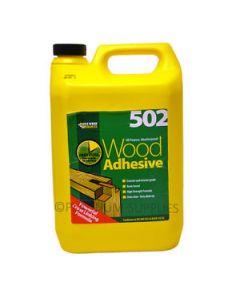 502 Wood Glue 5LTR