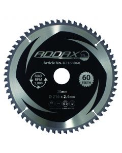 TCT -5 Degree Sawblade