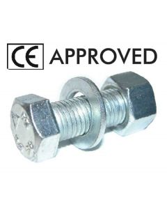 BZP CE Approved Assembled Setscrews