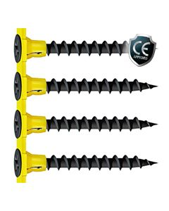 Collated C/Drywall Screw - BLK