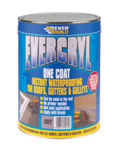 Evercryl One Coat Grey 5KG