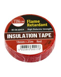 PVC Insulation Tape - Red