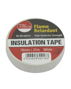 PVC Insulation Tape - White