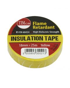 PVC Insulation Tape - Yellow
