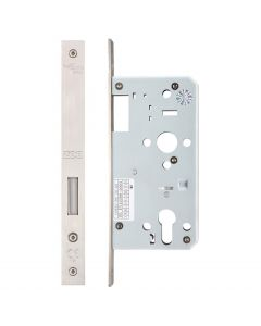 ZDL0055SS Euro Dead Lock Case Satin Stainless