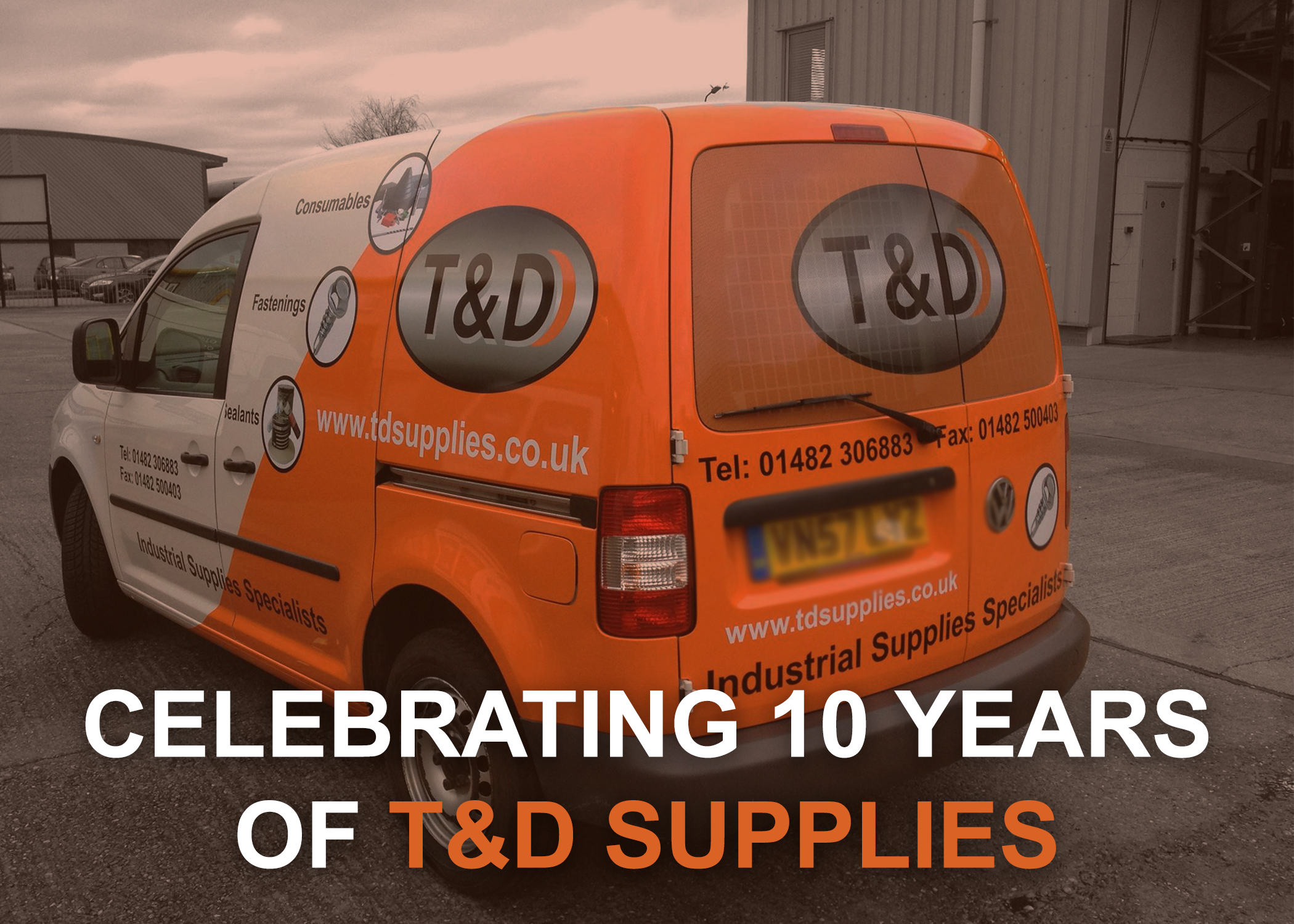 Celebrating 10 Years of T&D