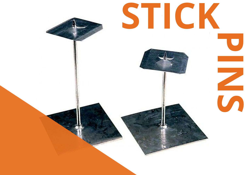 Stick Pins